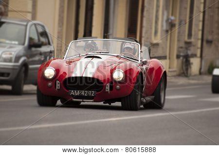 OLB CAR Colby Cobra MILLE MIGLIA 2014