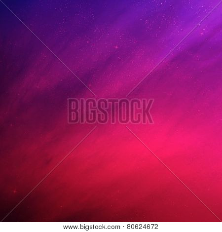 The Color Sky With Clouds, Background