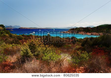 Sardinia cala del principe