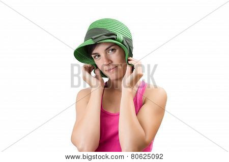 Girl Hat 1