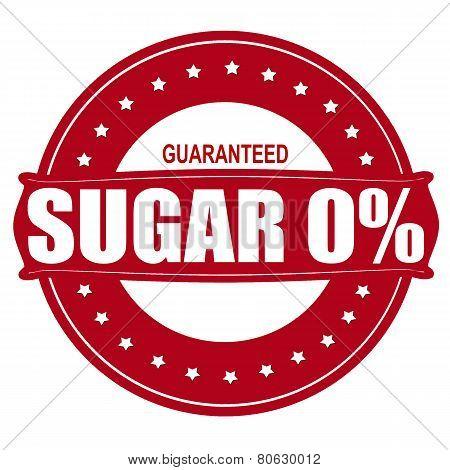 Sugar Zero Percent