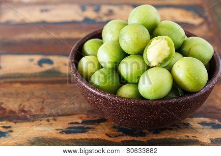 Brazilian Fruit Spondias Tuberosa (brazil Plum, Umbu, Imbu)