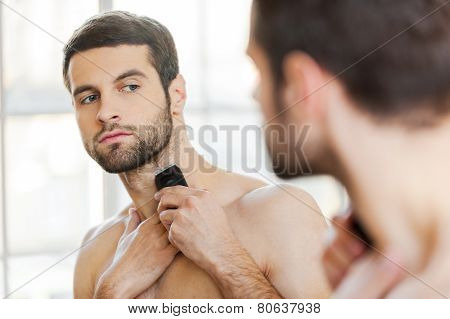 Shaving Procedure.
