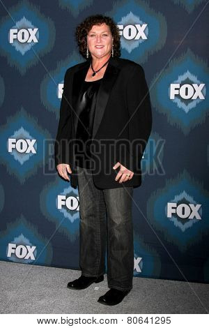 LOS ANGELES - JAN 17:  Dot Marie Jones at the FOX TCA Winter 2015 at a The Langham Huntington Hotel on January 17, 2015 in Pasadena, CA