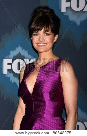 LOS ANGELES - JAN 17:  Carla Gugino at the FOX TCA Winter 2015 at a The Langham Huntington Hotel on January 17, 2015 in Pasadena, CA