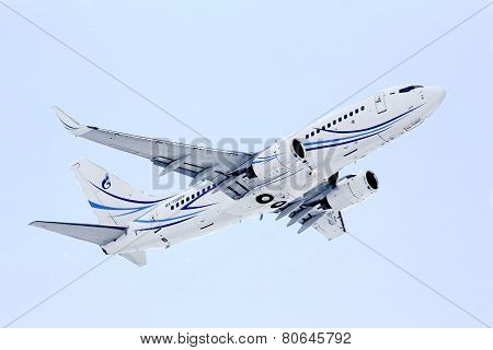 Gazpromavia Boeing 737