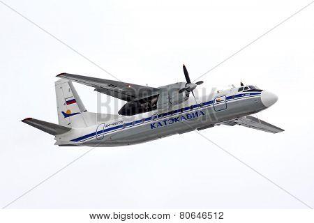 Katekavia Antonov An-24Rv