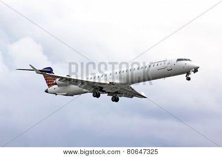 Eurowings Bombardier Crj-900 Ng