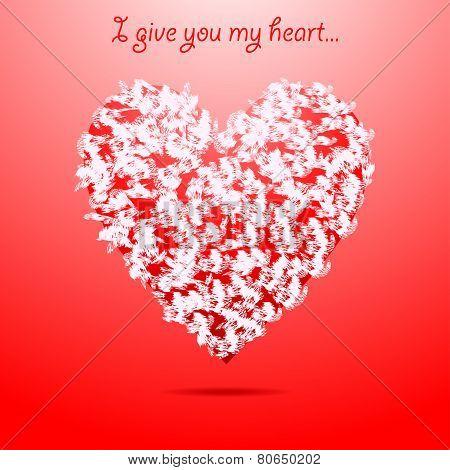 Illustration of heart