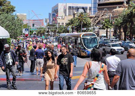 Las Vegas People