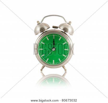 Old Analog Clock