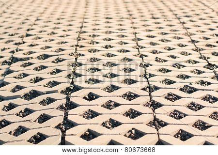 Triangular Tiles Texture