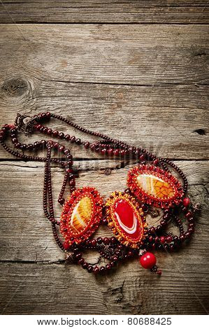 Beautiful Handmade Necklace
