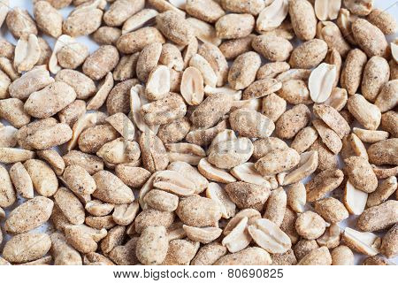 Peanuts With Pepper And Salt