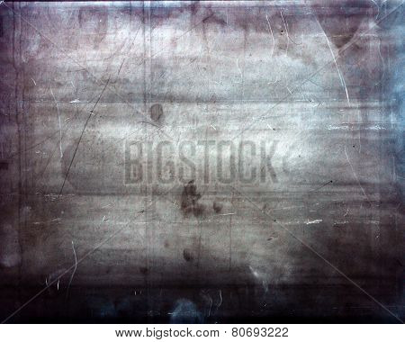 Designed Medium Format Film Background