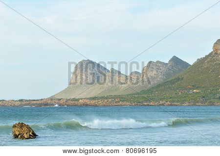 View From Pringle Bay Beach