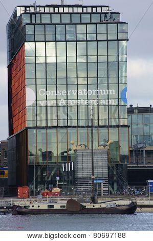 Conservatory of Amsterdam
