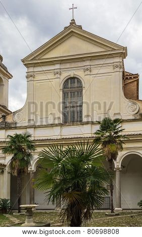Basilica Of San Clemente, Rome