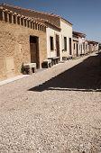 foto of salvatore  - SARDINIA ITALY  san salvatore sinis cabras old west village - JPG
