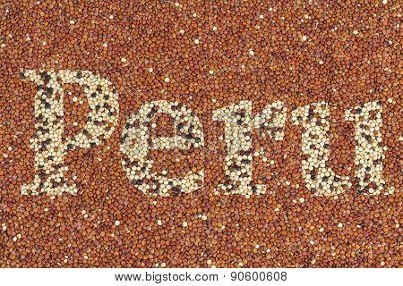 Text Peru