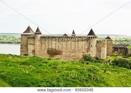 Medieval Fortress Khotyn