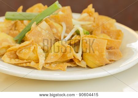 Cheese Wontons