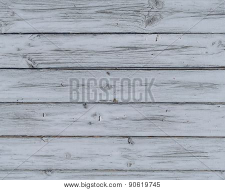 grunge painted wood planks closeup