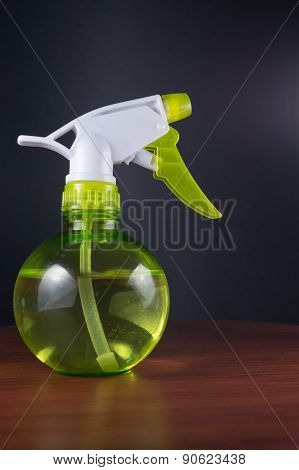 Water Spray Mister Bottle