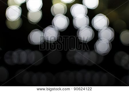 Fading Bokeh Light Effect