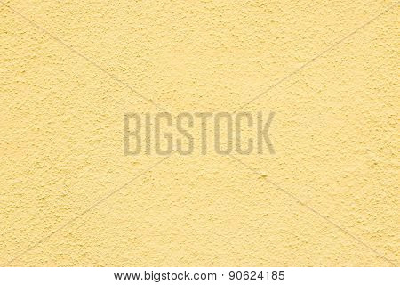 Mustard Colored Wall Texture