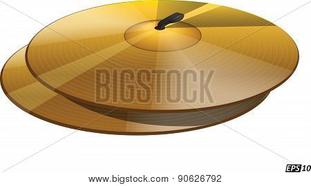 Cymbals - Illustration