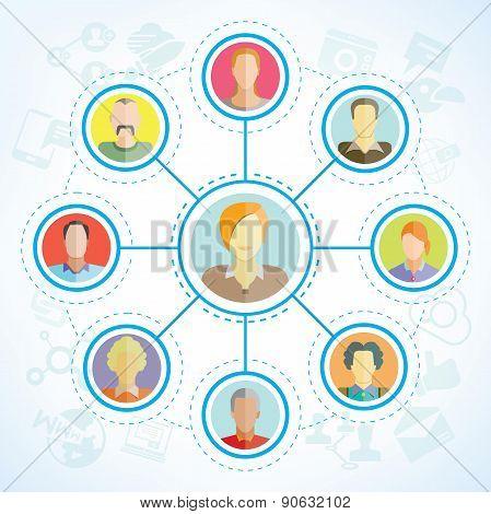 people network