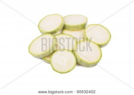 Sliced Vegetable Marrow