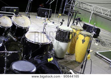 Drum concert