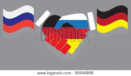 Friendship Between Russia And Germany