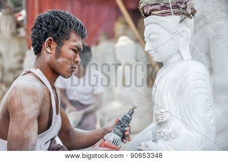 Myanmar Carve
