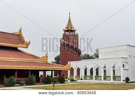 Myanmar Palace