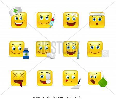 Emoticons Doctor