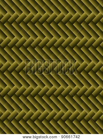 Abstract khaki wicker background