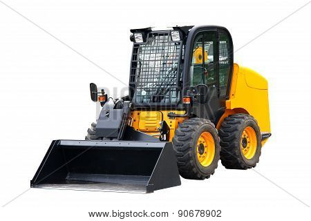 Skid steer loader