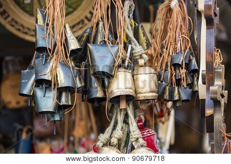 Metal Bells From Zakopane