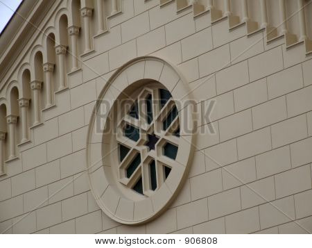 Detail From Catholic Cathedral