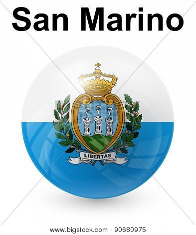 san marino official state flag
