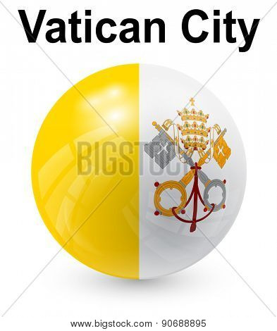 vatican city official state flag