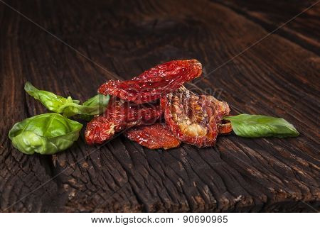 Sundried Tomatoes.