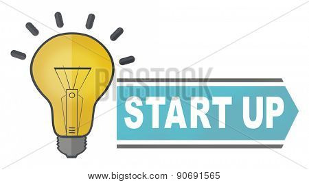 Start Up Begin New Business Concept