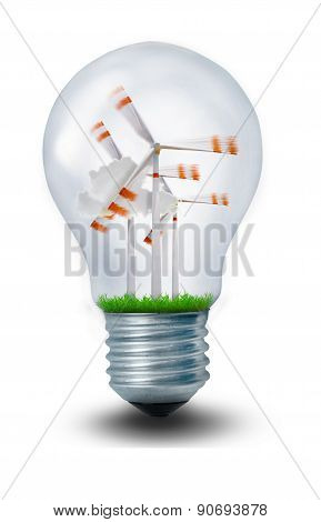 Windmill Lightbulb