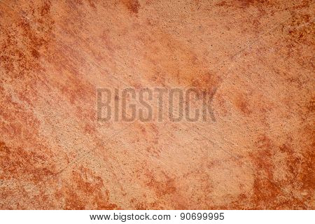 texture background of ancient Anasazi pottery shard