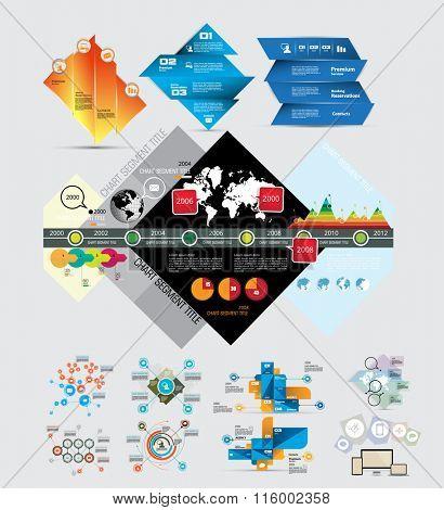 Information Graphics. Vector