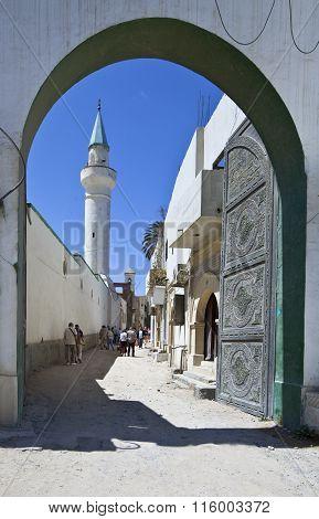 Libya the Medina